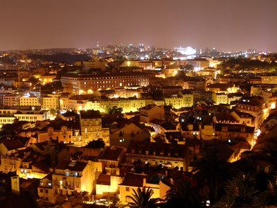 Снимка на Лисабон