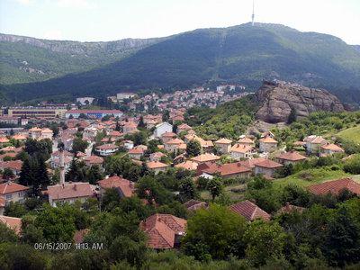 Снимка на Белоградчик от belogradchik-bg.com